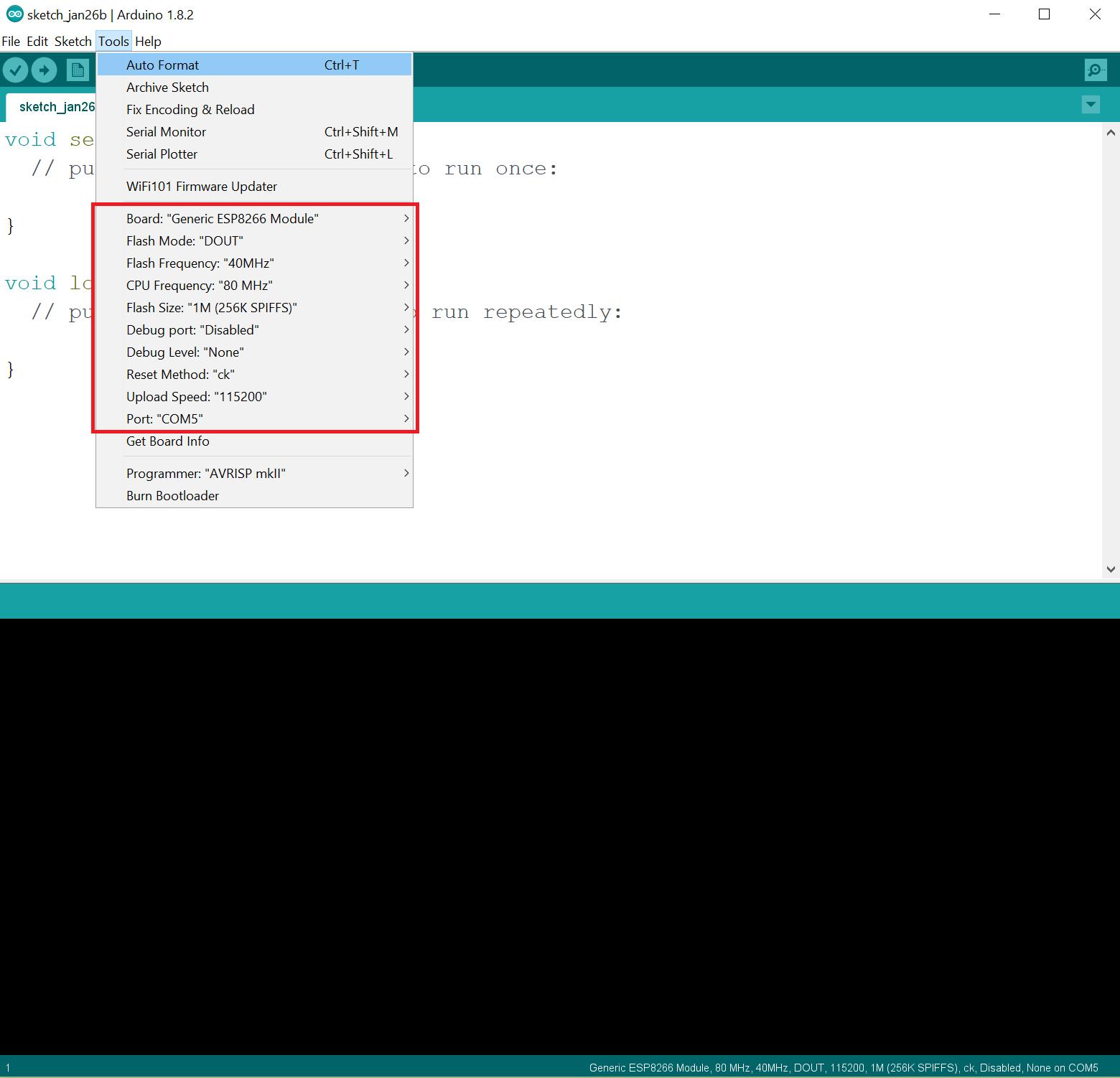 Sonoff Basic Custom Firmware using Arduino – Mark Soper